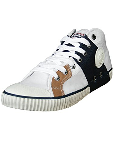 PEPE JEANS Designer Sneaker Schuhe - INDUSTRY -43