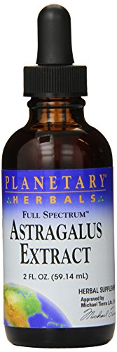Planetary Herbals Full Spectrum Astragalus Extract Supplement, 2 Fluid Ounce (Astragalus Extract compare prices)