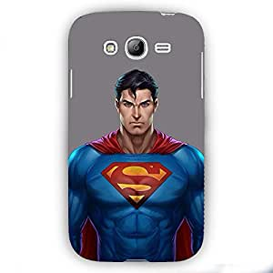 EYP Superheroes Superman Back Cover Case for Samsung Galaxy S3 Neo GT-I9301
