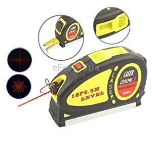 Laser Level with Tape Measure Pro (550cm), LV-05