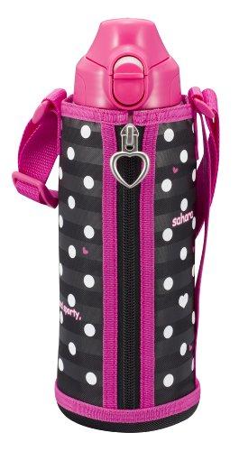Tiger Water Bottle Stainless Bottle Sahara 2Way Pink 0.8L Mbo-C080-P