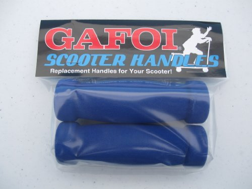 New Replacement Scooter Handle Grips for Razor Scooters (Blue)