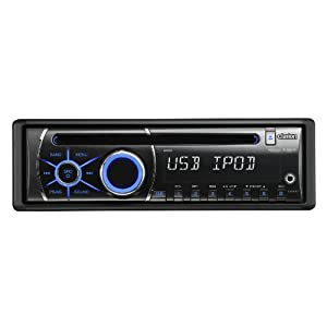 41Pa1d8a3nL. SL500 AA300  Clarion CZ300 In Dash CD / MP3 / WMA / AAC Receiver with USB   $61 Shipped