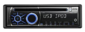 Clarion CZ300 In-Dash CD / MP3 / WMA / AAC Receiver with USB