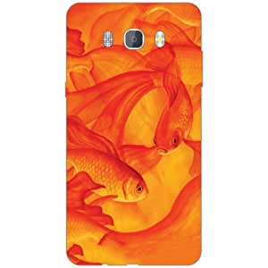 Samsung J7 new edition 2016 Back Cover - Silicon Quite Designer Cases