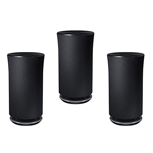 Samsung 3-Pack Radiant 360 R3 Wi-Fi Bluetooth Wireless Multi-Room 2-Way Streaming Speakers