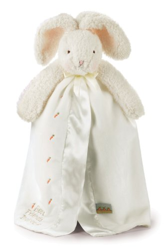 Bunnies by the Bay Buddy Blanket, White Bunny