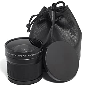 Objectif grand-angle et fisheye 58mm 0,21x grand angle pour Canon 1DX 5D Mark 5D2 5D3 6D 7D 70D 60D 700D 650D 1100D 1000D 600D 50D 550D 500D 40D 30D 350D 400D 450D 30D 10D EOS T2i T1i 550D 500D XT Xti LF86