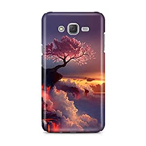 Motivatebox - Samsung Galaxy J1 Back Cover - Awesome view Polycarbonate 3D Hard case protective back cover. Premium Quality designer Printed 3D Matte finish hard case back cover.