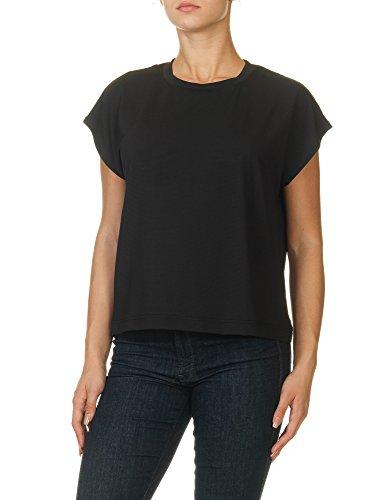 dr-denim-jeansmakers-womens-kerry-top-womens-black-t-shirt-in-size-l-black