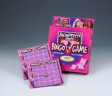 Bachelorette Party Bingo Gane ( 3 Pack ) front-630285