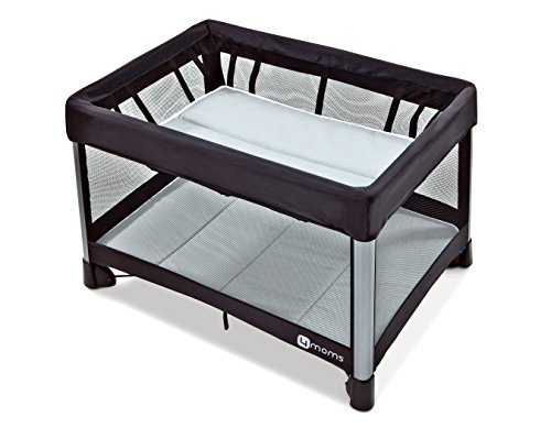 Fantastic Deal! 4Moms Breeze Playard, Grey