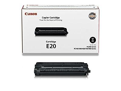 Canon Original E20 Toner Cartridge - Black