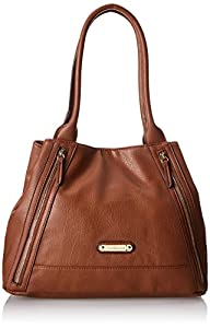 Franco Sarto Ivy Travel Tote,Whiskey,One Size