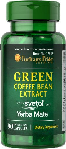 To Puritan's Pride 2 Units of Green Coffee Bean Extract with SVETOL ...