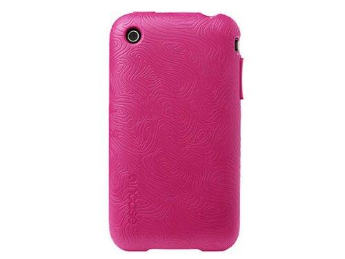 (インケース)INCASE PROTECTIVE COVER for iPhone 3G3GS MAGENTA(Micro Topo) プロテクティブカバー アイフォーン マゼンタ マゼンタ(平行輸入品)