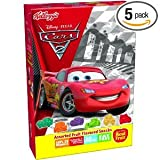 Kellogg's Disney Cars Fruit Snacks, 8-ounce, 10 Pouches (Pack of 5)
