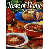 img - for Taste of Home February/March 2001 Single Issue (Garlic Soup, Cooking for One or Two, My Mom's Best Meal) book / textbook / text book