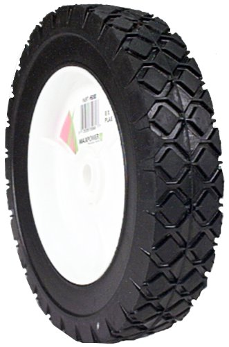 Maxpower 335080 8-Inch Plastic Wheel Diamond Tread image