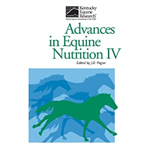 Advances in Equine Nutrition IV [Hardcover]