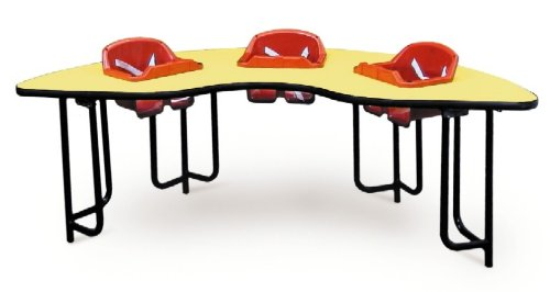 Furniture Gt Kids Furniture Gt Table Gt 3 Seat Play Table