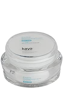 Kaya Skin Clinic Anytime Moisturising Cream, 50ml