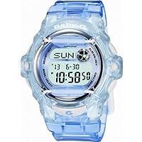Casio BG-169R-6ER Baby-G Ladies Digital Resin Strap Watch