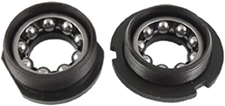 Replacement Middle Axle Bowl w Bearings for Mountain Bike Bicycle
