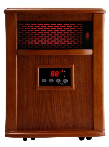 American Comfort ACW0032WT Infrared Heater, Silver Line, Tuscan at Sears.com
