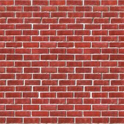 Fantastic Deal! Brick Wall Backdrop Party Accessory (1 count) (1/Pkg)