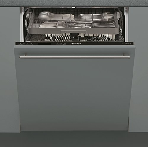 Bauknecht GSX 61415 A++ TR Geschirrspüler Vollintegriert  / 262 kWh/Jahr / 13 MGD / 3080 L/Jahr / Flüsterleise ab 39 dB / Sparsam dank Beladungserkennung