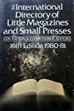 img - for International Directory of Little Magazines and Small Presses book / textbook / text book