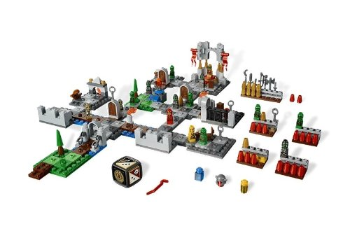 Imagen principal de LEGO Juegos de mesa 3860 - Heroica El Castillo Fortaan