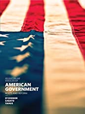American Government, 2014 Elections and Updates Edition