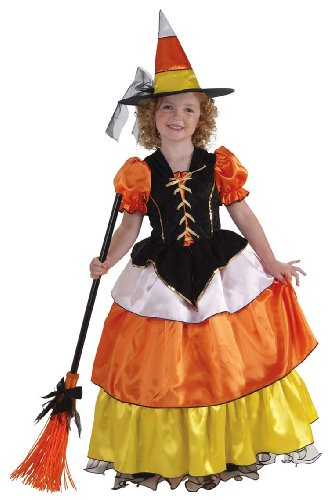 Candy Corn Princess Costume