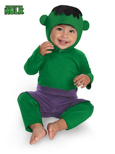 Infant Hulk Kutie Costume for Kids