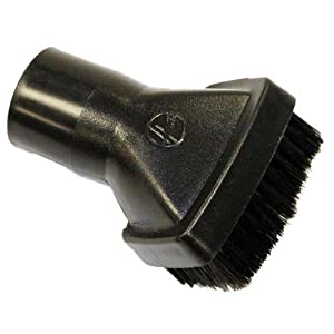 Hoover Dusting Brush / 1 piece - Genuine - Black without pin OEM 43414197
