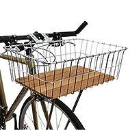 Wald Woody Standard Large Front Handlebar Bike Basket - 139WW