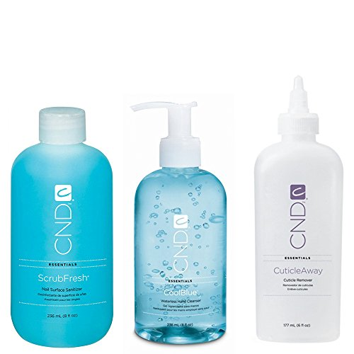 how to use cnd scrub fresh