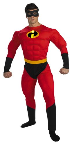 Deluxe Mr. Incredible Adult Costume
