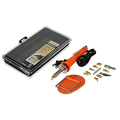 RiteVal Short Barrel Wood Burning Kit with Case and Tool Stand