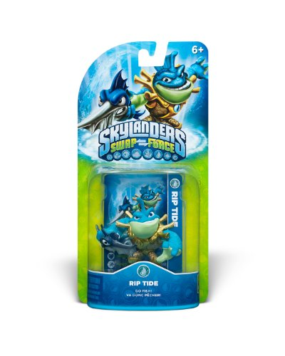 Skylanders SWAP Force Core Individual Character Pack- Rip Tide
