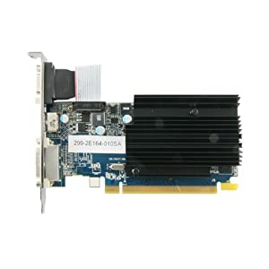 Sapphire Radeon HD 6450 1 GB DDR3 HDMI/DVI-D/VGA PCI-Express Graphics Card 100322L
