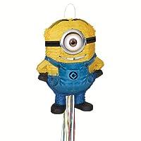 3D Despicable Me Minion Piñata (Stuart) by Unique