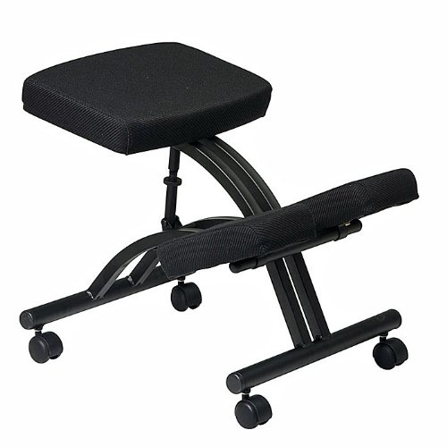 Knee Chair with Metal Frame