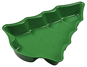 Wilton Industries 2105-0070 Christmas Tree Cake Pan