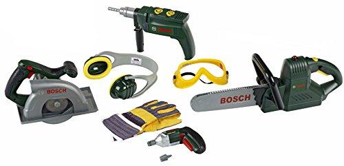 Klein-8512-gro-Bosch-Bauarbeiter-Satz-set