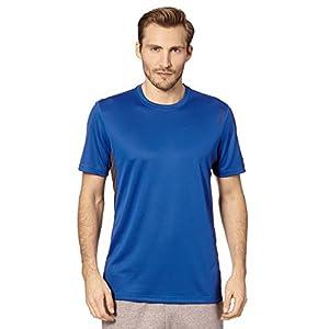 Reebok Men's Sport Essentials Fury II Top T-Shirt - Imperial Blue, X-Large