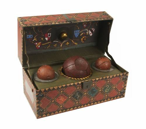 Harr Potter: Collectible Quidditch Set (Harry Potter)