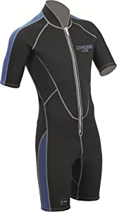 Cressi Lido Men's Wetsuit (2-mm, X-Large)